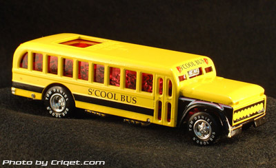 Product Toy Zone S Cool Bus Diecast 1 43